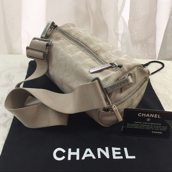 5cc48ad2c62 CHANEL Handbags - 🆕 Chanel CC Travel Line Mini Shoulder Bag